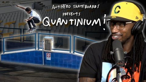 "We Review The AntiHero ""Quantinium"" Video! 