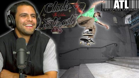 "We Review The Stratosphere Skateshop Video ""Club Strat""! 