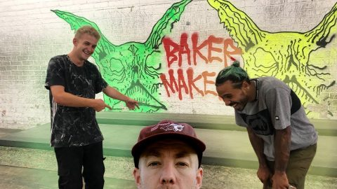 We Skated The Baker TF! | MannysWorld