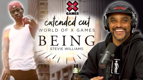 """We Talk About """"Being Stevie Williams"""" World Of X Games 