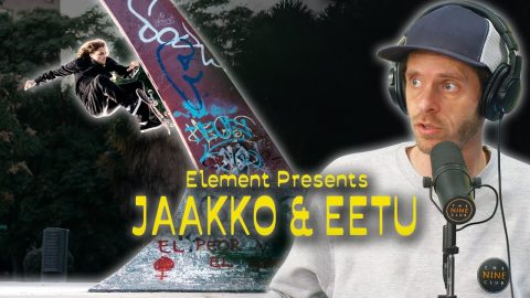 "We Talk About Element Skateboards ""Jaakko and Eetu"" Video! 