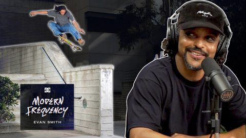 "We Talk About Evan Smith's ""Modern Frequency"" DC Part! 