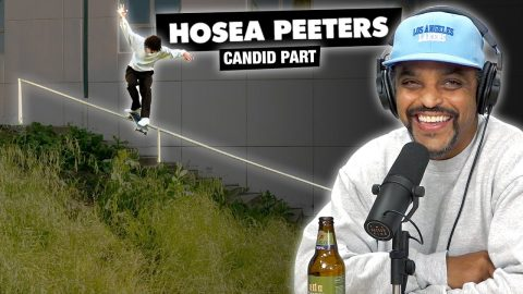 "We Talk About Hosea Peeters ""Candid"" Part 