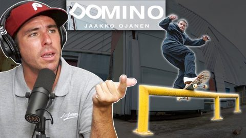 "We Talk About Jaakko Ojanen's DC Shoes ""Domino"" Part 