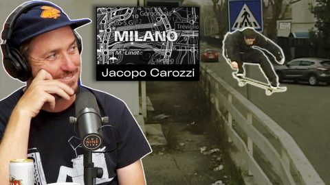 "We Talk About Jacopo Carozzi's ""Milan: Chapter One"" Part! 