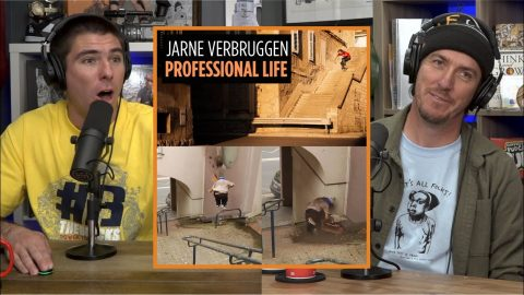 We Talk About Jarne Verbruggen's Professional Life Video | Nine Club Highlights