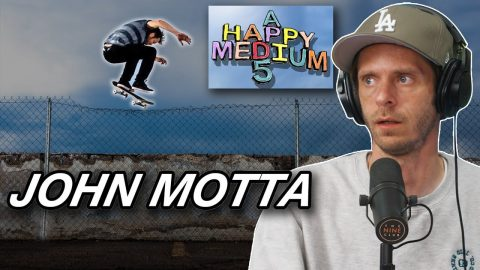 We Talk About John Motta's A Happy Medium 5 Part! | Nine Club Highlights