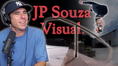 """We Talk About Jp Souza Turning Pro And His """"Visual"""" Part 