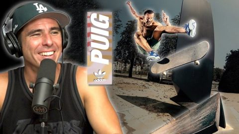 "We Talk About Lucas Puig New Adidas Shoe Video ""Puig"" 
