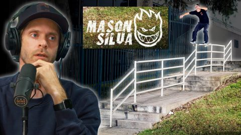 "We Talk About Mason Silva's ""Spitfire"" Part.. SOTY 2020?? 