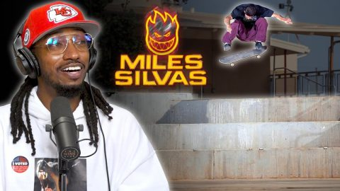 "We Talk About Miles Silvas ""Spitfire"" Part!! 