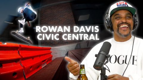 "We Talk About Rowan Davis' Part ""Civic Central"" 