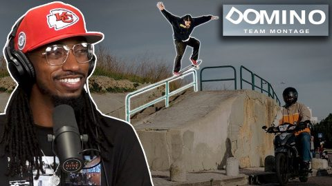 "We Talk About The DC Shoes ""Domino"" Team Montage Video 