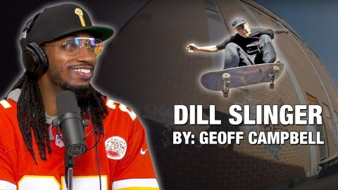 """We Talk About The """"Dill Slinger"""" Video By Geoff Campbell 