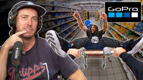 We Talk About the GoPro Super Market Fantasy Video! | Nine Club Highlights