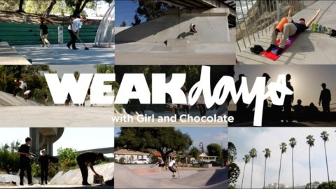 WEAKDAYS: 2016 Year Review - crailtap