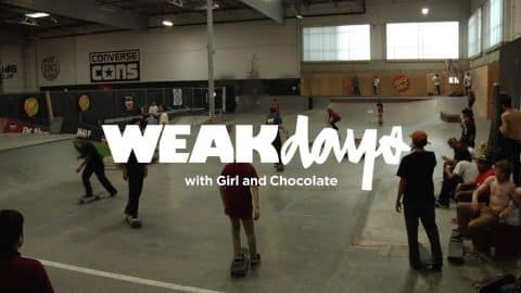 WEAKDAYS: ACTIVE - crailtap