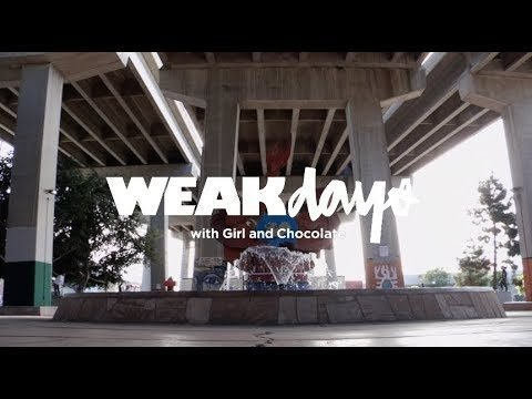 WEAKDAYS: CHICANO PARK WARM UPS - crailtap