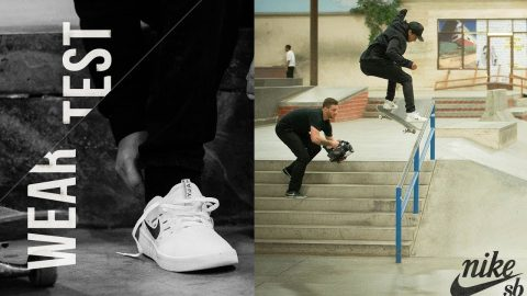"Wear Test | Nike SB - Nyjah ""Free"" - The Berrics"