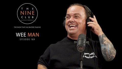 Wee Man   The Nine Club With Chris Roberts - Episode 189   The Nine Club