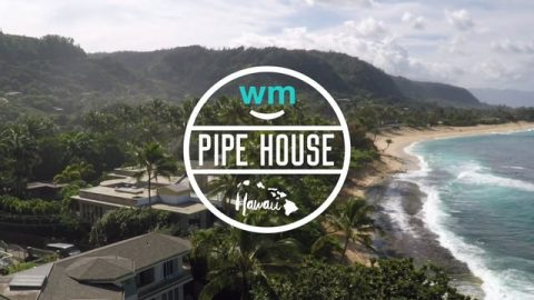 Weedmaps Pipe House Experience (Episode 2) - WMSK8
