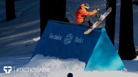 Weekend at Randie's 2018 | All Day at Mt. Bachelor  - #Tacticssnow - Tactics Boardshop