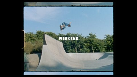 Weekend - Karl Berglind | WASTED TALENT