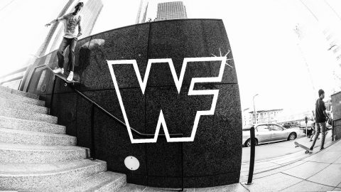 WEFRIED Episode 1 - TransWorld SKATEboarding