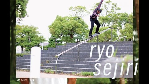 Welcome Ryo Sejiri | RVCA Skate Japan | rvca
