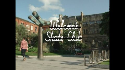 WELCOME SKATE CLUB - Vague Skate Mag