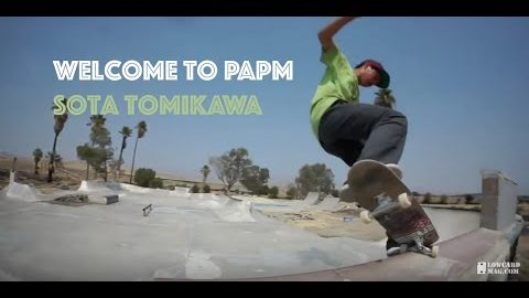 Welcome to PAPM - Sota Tomikawa | LowcardMag