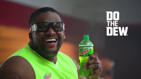 Welcome to the Dew Zone: MTN DEW 3-Point Contest | Mountain Dew