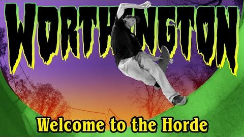 Welcome to the Horde | John Worthington | Creature Skateboards