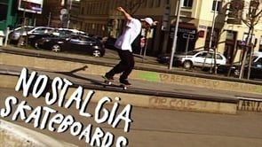 WELCOME TO THE TEAM - ALEXANDER STODEREGGER | Nostalgia Skateboards