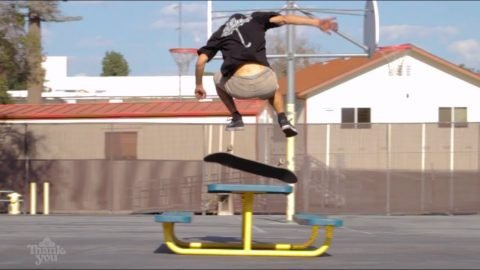 Welcome To The Team Danny Hamaguchi | Thank You Skateboards