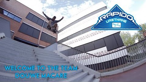 Welcome to The Team - Douwe Macare | Ricta Wheels