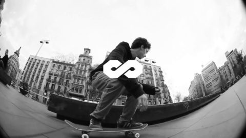 Welcome to the team Javi Fioretto - Skate Syndicate