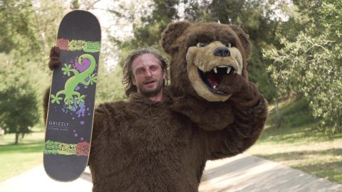Welcome to the team Lizard King | Grizzly Griptape