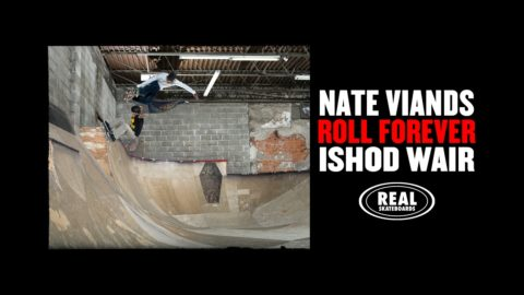 Welcome to the Team Nate Viands! - REAL Skateboards