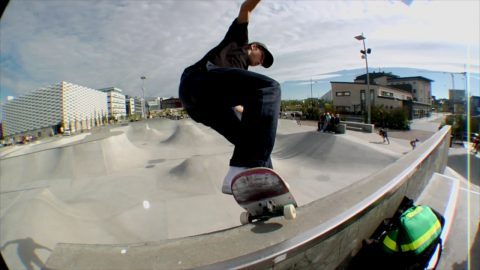WELCOME Webisode 12- Ramp Foot Rampage - WELCOME SKATEBOARDS