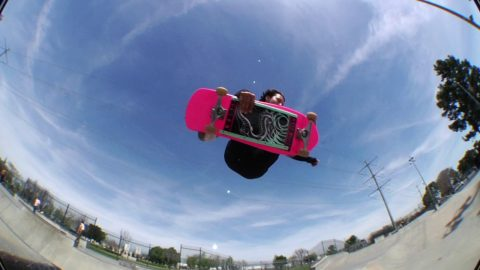 Welcome Webisode 15- Neon pink afternoon - WELCOME SKATEBOARDS