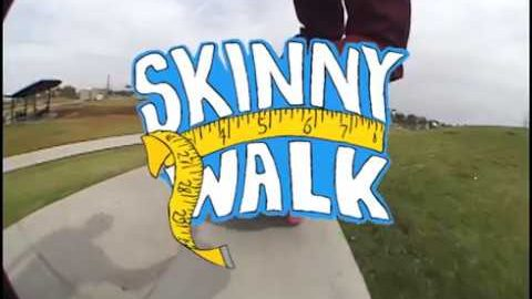 Welcome Webisode 18- Will Blaty Skinny Walk - WELCOME SKATEBOARDS