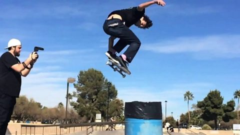 Welcome Webisode 7-AZ Phone Edit Pt. 2 - WELCOME SKATEBOARDS