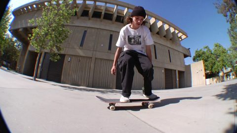 Wes Box - Absolute Value Part | Skatepark of Tampa