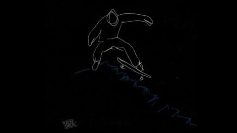 Wes Kremer Animation From 'Not Another Transworld Video' - TransWorld SKATEboarding
