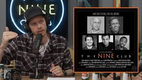 "What Actors Would Play Us In ""Nine Club The Movie""? 