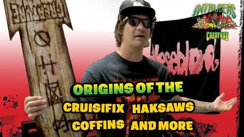 What does Sam Hitz think about cruisers? Origins of Cruisifix, Haksaws, Coffins from INTRUDERS Ep.1 | Creature Skateboards