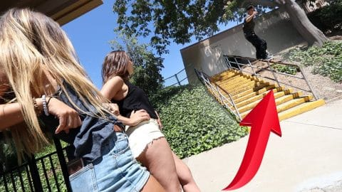 What Girls Think of Big Handrails - Luis Mora