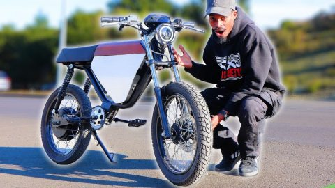 WHAT IS AN ONYX RCR MOTORBIKE | Braille Skateboarding