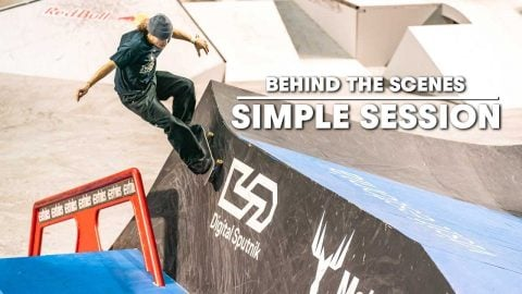 What Is Simple Session? | BEHIND THE SCENES SIMPLE SESSION 2020 | Red Bull Skateboarding